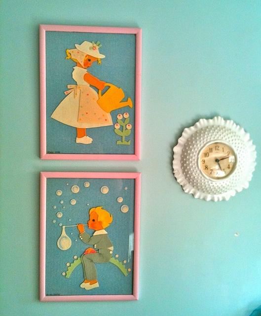 Ideas de cuadros para la habitaci n del beb decoraci n - Cuadros habitacion infantil ...