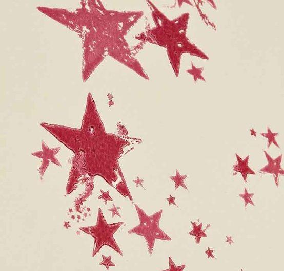 Papel pintado de estrellas decoraci n infantil - Estrellas decoracion infantil ...