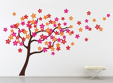 Papel Pintado Flores Infantil Decoracion Infantil