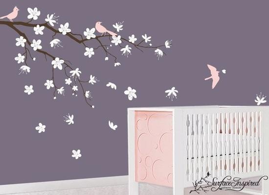Cómo pintar la habitación del bebé | Decoración infantil