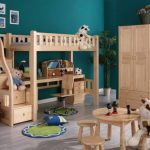 Camas infantiles de madera