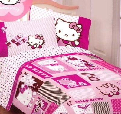 Camas infantiles Hello Kitty