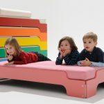 Camas infantiles modulares