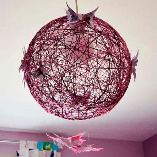 L mparas infantiles de techo decoraci n infantil for Lamparas de techo para ninos