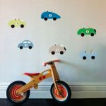 Vinilos infantiles de coches